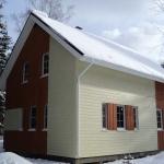 Остекление Канадского энергосберегающего дома SITKA окнами PROPLEX.